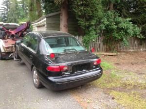 scrap car removal burnaby